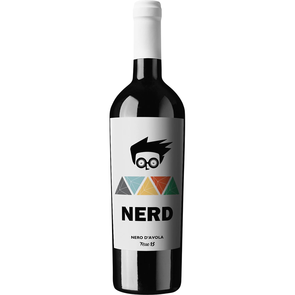 NERD NERO D'AVOLA 750ML