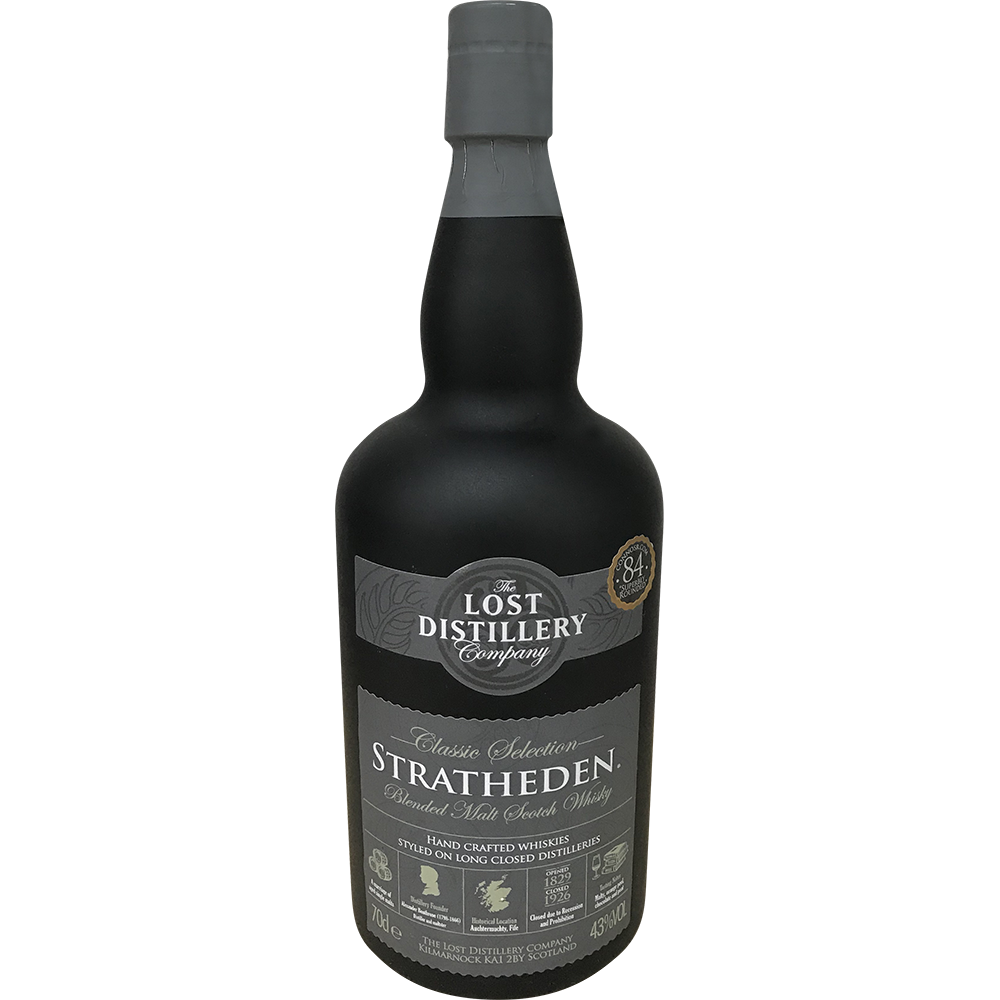 THE LOST DISTILLERY SCOTCH WHISKY STRATHEDEN