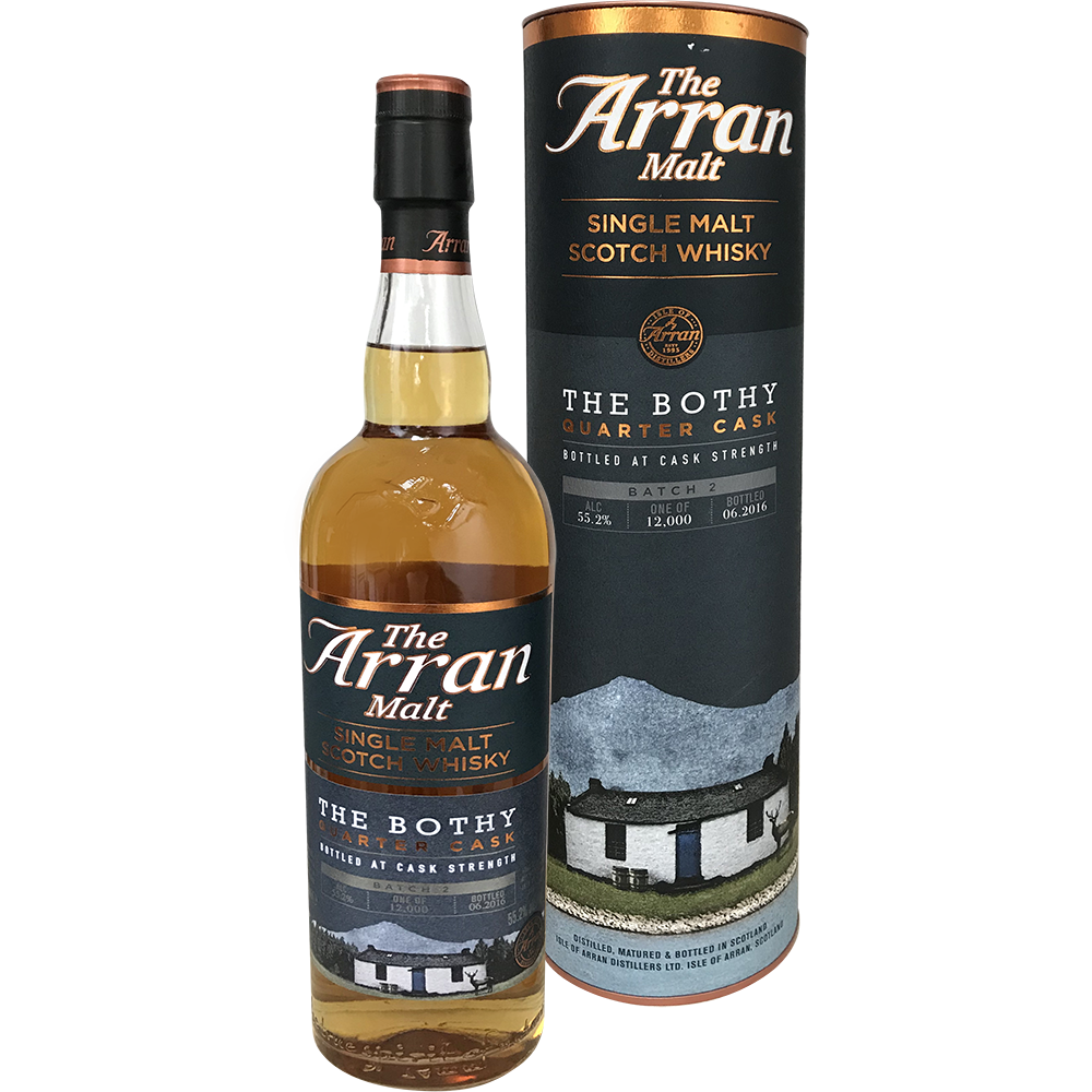 THE ARRAN MALT SCOTCH WHISKY