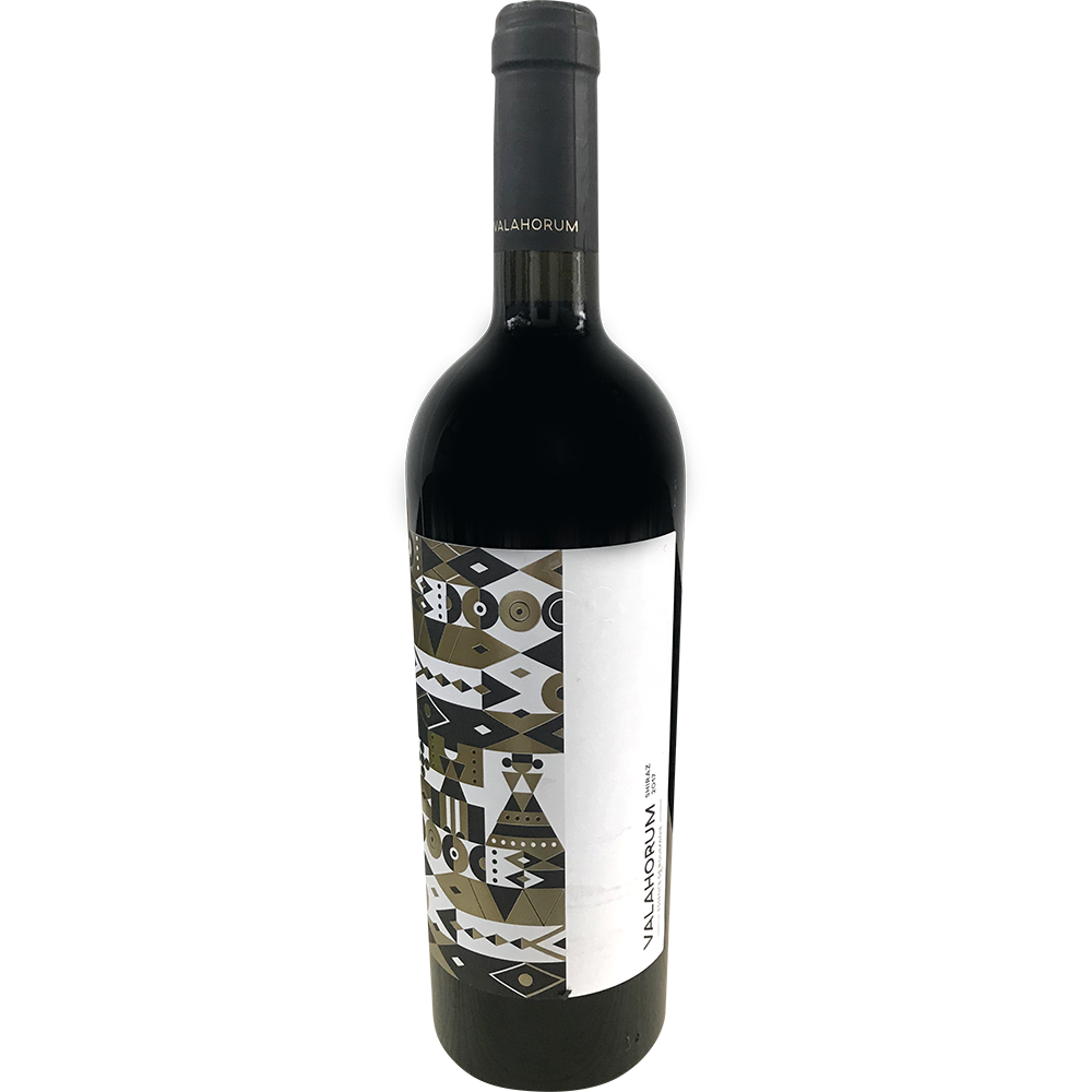 VALAHORUM SHIRAZ 750ML
