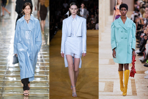 Pastel Blue Clothing