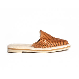 Fur Sol Slide – Espiritu Men - Espiritu Huaraches