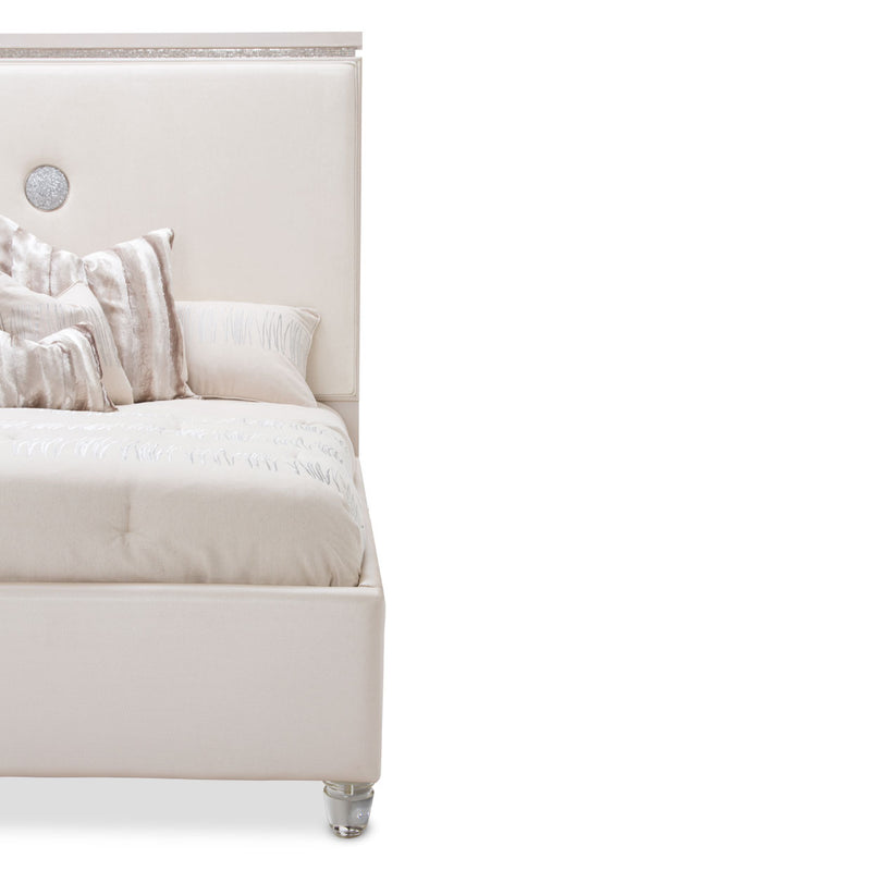 GLIMMERING HEIGHTS UPHOLSTERED BED