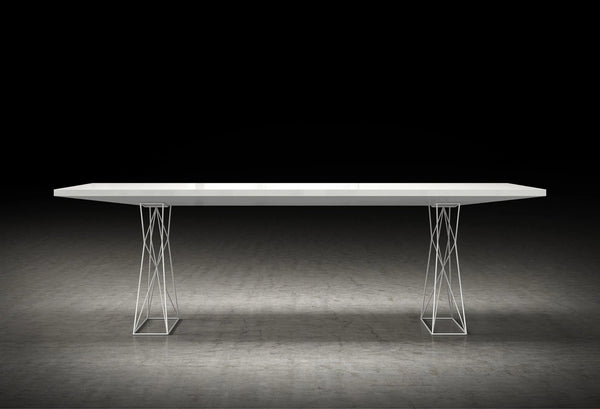 "Curzon 87"" and 102"" Dining Table"