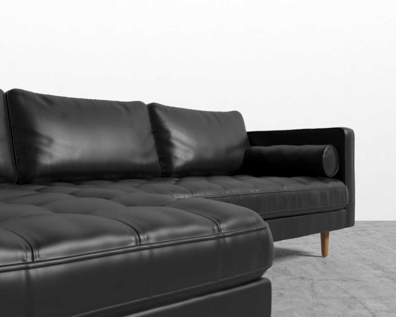 Luca Sectional - Leather