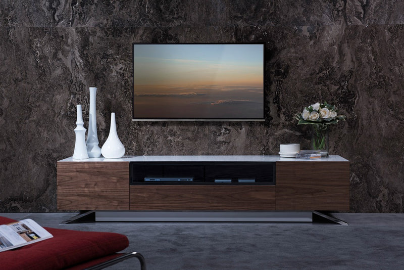 Modrest Gilbert Contemporary TV Stand