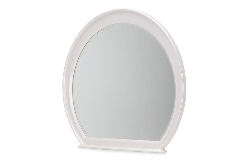 GLIMMERING HEIGHTS DRESSER AND MIRROR (2 PIECES)