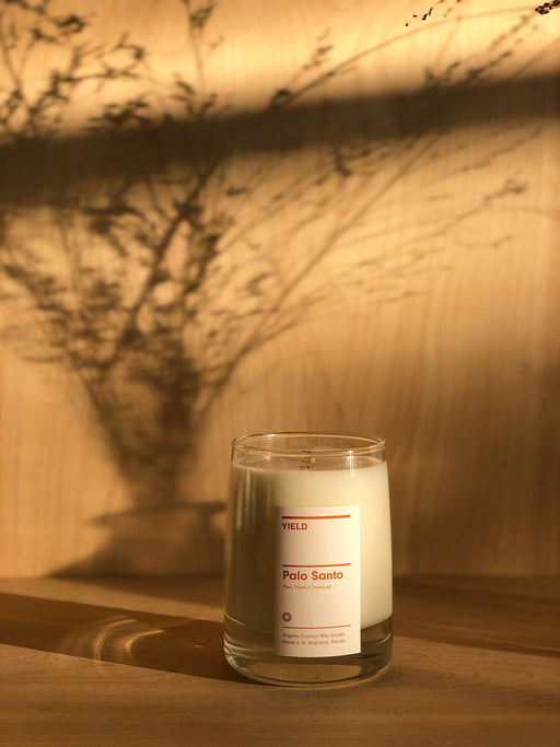 Palo Santo Candle - RELYT