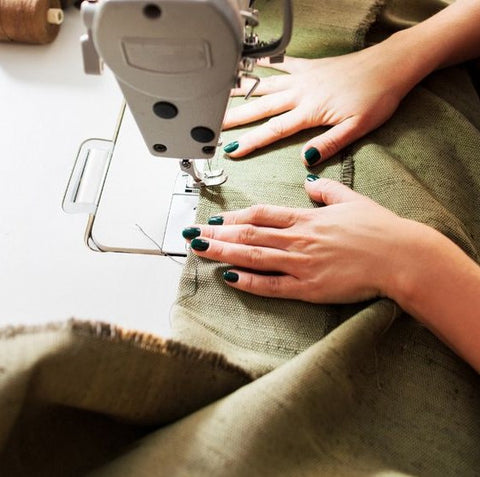 Starting with the user's manual is a good way to learn how to use your sewing machine.
