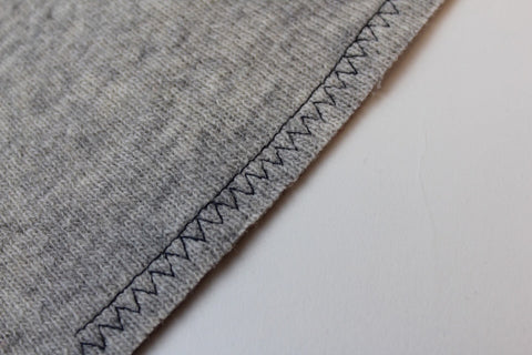 Beginners only really need a straight stitch and a zigzag stitch to sew successfully.