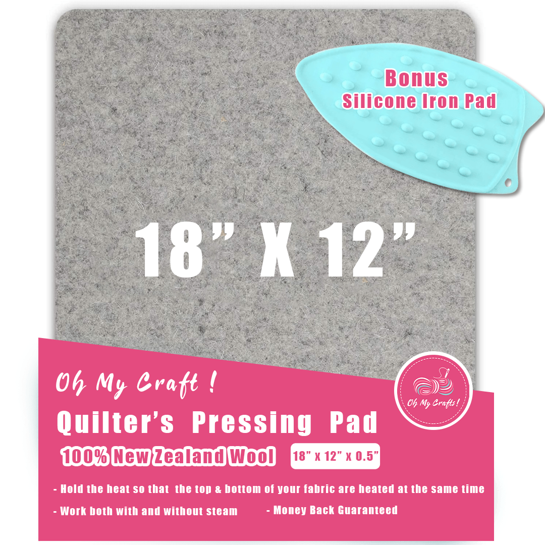 Quilter's Pressing Pad - Sewing Accessories - Oh My Crafts