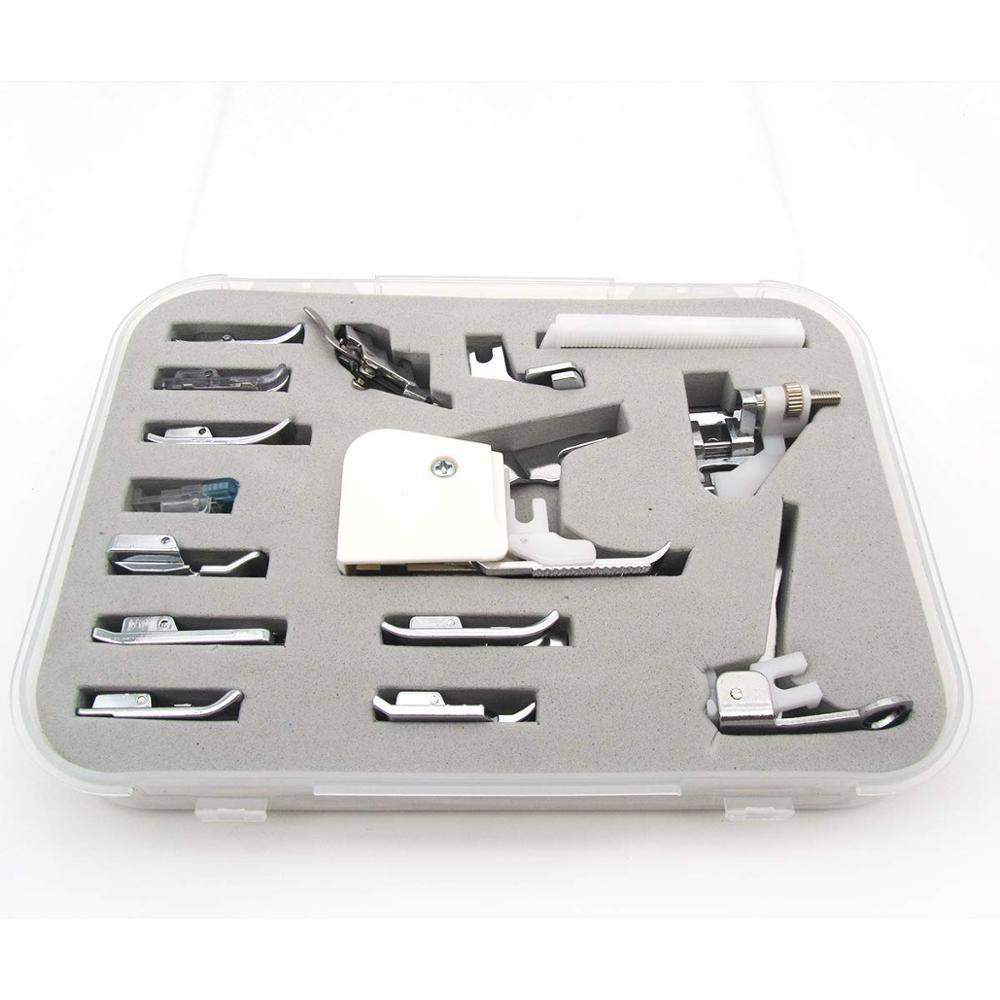 Sewing Machine Presser Foot set 15Pcs - Sewing Accessories - candy stroe