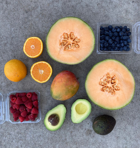 Premium Fruit & Avocado Box
