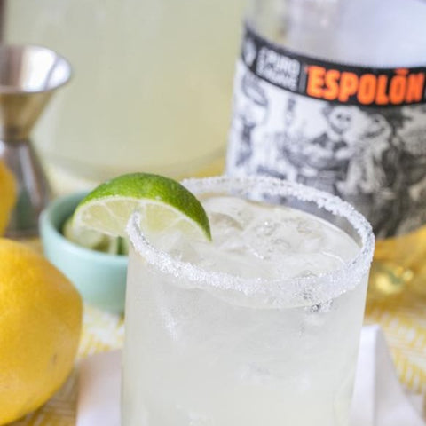 House Margaritas from Senor Bear, serves 5-7 people & available for Curbside pick-up