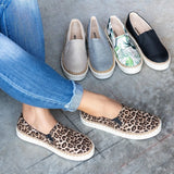 Suremoda Slip On Casual Flat Fashion Comfort Sneakers