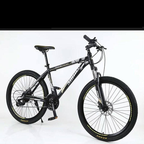 26-29-Inch Mountain Bike For Youth And Adult, Single Speed Adult Bicycle