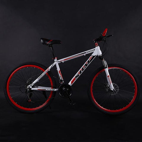 Outroad Mountain Bike for Adult Teens 26 Inch Bike Mountain Bikes 21 Speed Bicycle