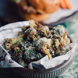 BROCOLI FRIT / FRIED BROCCOLI
