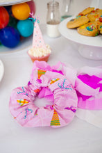 Load image into Gallery viewer, It's my party scrunchie - Ownsit