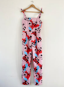 Pinky Palooza Pants Playsuit