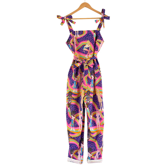 Roller girls Pants Playsuit