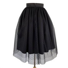 Load image into Gallery viewer, Twist and shout Skirt - Black