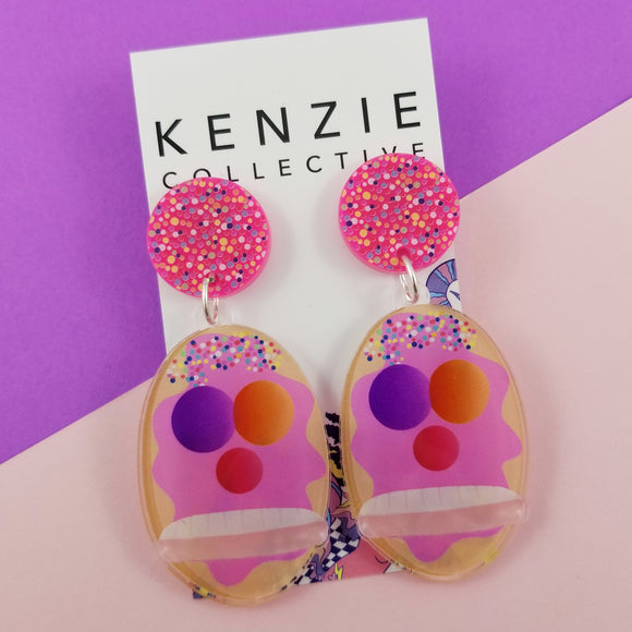 Teethy mouthy Dangles - Kenzie Collective