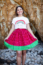 Load image into Gallery viewer, Watermelon Wednesday Skirt
