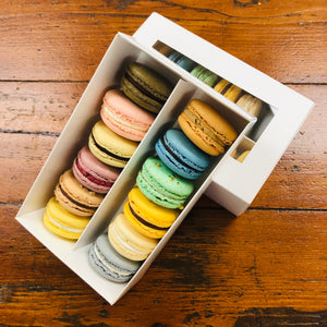 French Macarons x12