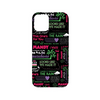 MANILOW Lyrics Phone Case