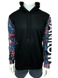 Neon Sleeve Hoodie - Shop Manilow - Barry Manilow