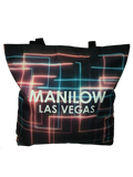 Barry Manilow Neon Beach  Bag - Shop Manilow - Barry Manilow