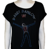 Barry Manilow Live Rhinestones Cuffed Tunic - Shop Manilow - Barry Manilow