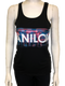 Black Neon Tank Top - Shop Manilow - Barry Manilow