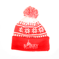 A Very Barry Christmas Beanie-Shop Manilow