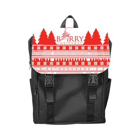Barry Christmas Backpack-Shop Manilow