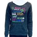 MANILOW Lyrics Sweatshirt-Shop Manilow