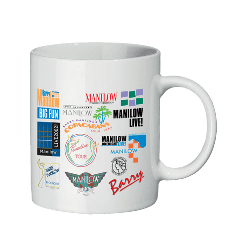 MANILOW Mug-Shop Manilow