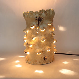 Lucky Stump Lamp