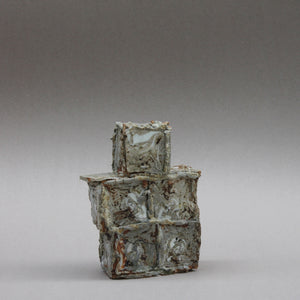 Chunk Cross Vase