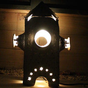 Astral Soldier Lamp
