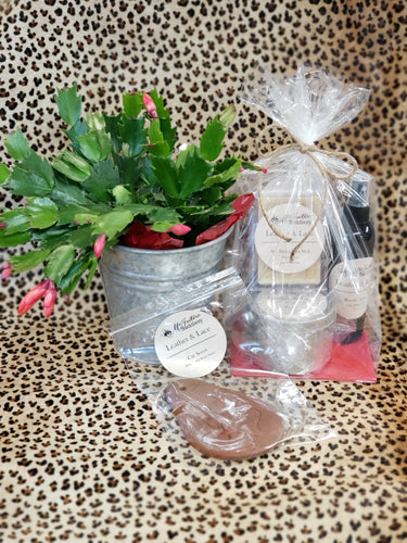 Scent Gift Pack - Leather & Lace