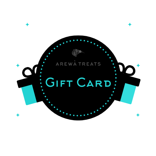 Arewa Treats E-Gift Card