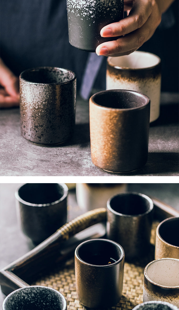 Japanese Style Teacup Water Cup