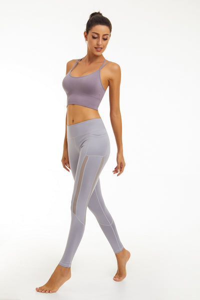Women Sports Yoga suits ,sportswear suit running gym yoga exercise fitness training suit, aerobics sportswear,Women Two Pieces Yoga Top and Leggings Set Lady Fitness Gym Clothes Yoga Suit Long Yoga Workout Pants Sport Padded Bra Top