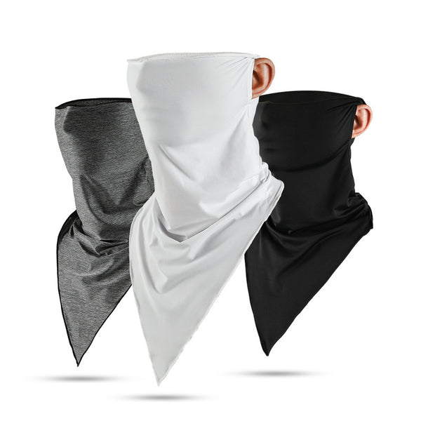 Multi-style UV Protection Face Mask Outdoor Climbing Hiking Magic Neck Gaiter Scarf Ski Fishing Bike Motorcycle Headwear Cycling Scarfs Bandanas Windproof Headband