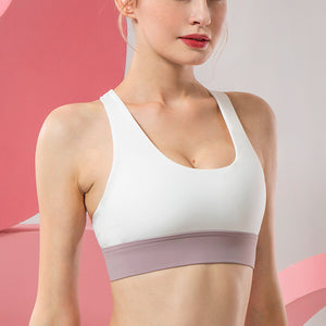 Women fashion bra for yoga sports tops activewear tops - KSTMADE