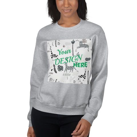 Online design your Sweatshirt - KSTMADE
