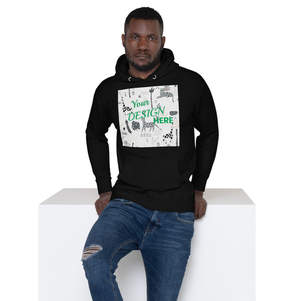 Online design Unisex Hoodie and drop shipping - KSTMADE