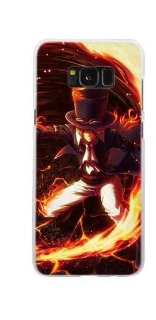 Coque One Piece Samsung <br> Sabo